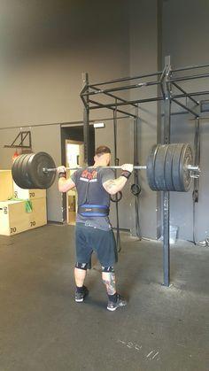 140 kg back squad