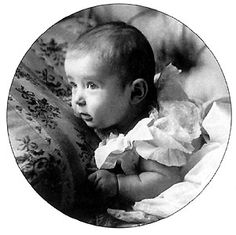 Alexei Nikolaevich (12 August 1904 — 17 July 1918) of the House of Romanov.