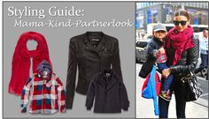 Mama-Kind-Partnerlook http://www.fashionupyourlife.de/styling-guide-mama-kind-partnerlook/