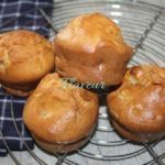 BRIOSE CU MASCARPONE SI MAR Muffin, Breakfast, Food, Mascarpone, Morning Coffee, Eten, Cupcakes, Muffins, Meals