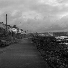Portstewart Promenade, County Londonderry, Northern Ireland