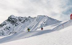 Freeridecross Silvretta Montafon Feel the flow Bergen, Mount Everest, Mountains, Nature, Travel, Ski Trips, Ski, Naturaleza, Viajes