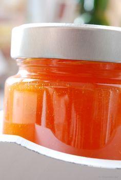Marmelade aus gebackenen Aprikosen Chutneys, Sweet Recipes, Vegan Recipes, Home Food, Doritos, Nom Nom, Breakfast Recipes, Brunch, Food And Drink