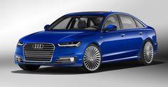 2017 Audi A6 e-tron