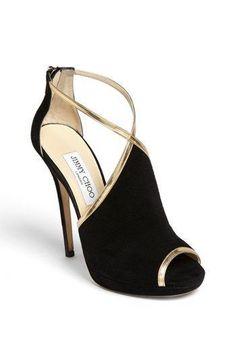 Jimmy Choo 2015 #fashion #shoes #2015 womens fashion shoes Fashion high heels, fashion girls shoes and bags ,just here with $110 #blackhighheelssandals #stilettoheelsjimmychoo