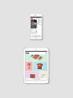 Web en Iphone y Ipad