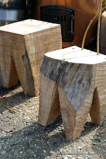 Ein Schweizer Garten: Kreatives aus Holz