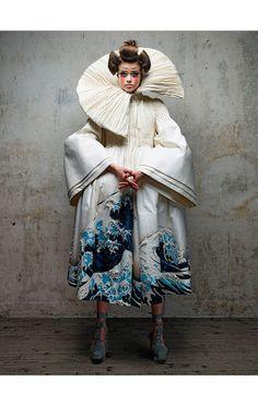Christian Dior, designed by John Galliano, photo Patrick Demarchelier, 2011*