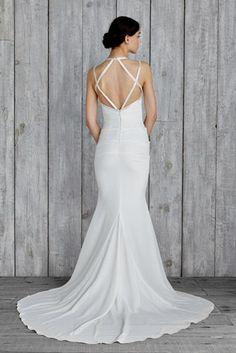 Nicole Miller Taylor Gown #bridal #destination #wedding