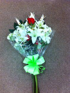 Silk Flowers Flatpack