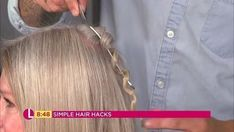 What's the secret to getting perfect curls? Use a spoon Forget trying to squeeze your curling tongs into a suitcase, Jamie Stevens show us how to nail the perfect curl on holiday (or at home) by using just a spoon and a hairdryer. How To Curl Your Hair, Perfect Curls, Hair Hacks, Easy Hairstyles, The Secret, Spoon, How To Get, Easy Hairstyle, Spoons