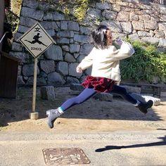 足長スポーツテレビ出演記念日企画。足長小学生と足長写真を撮ろうフォトコンテスト募集しております。#御手洗地区 #足長小学生 を付けて応募してねー(。>∀<。) #mitarai #oosakishimojima #kure #jump #longlegs