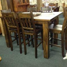 Pub Table Set