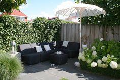 Styling/ontwerpen tuinen. Bekijk het hele project en vind meer informatie voor het creëren van je droomhuis op Walhalla.com