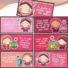 Guide to hijab