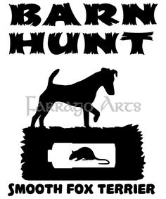 Celebrate your love of Barn Hunt and your favorite breed!  This decal is available in three sizes, approximately 4 wide by 5 high or 5.5 wide by 7