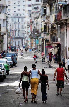 Havana, Cuba by Wilson Lu,