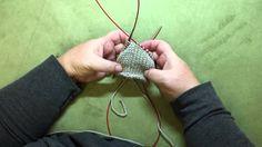 Master Magic Loop Knitting with Knitting Daily. Magic Loop Knitting, Knitting Daily, Knitting Help, Knitting Videos, Knitting For Beginners, Knitting Socks, Knitting Stitches, Knitting Patterns Free, Free Pattern