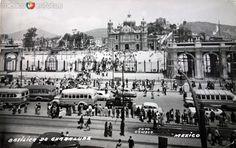 La Villa de Guadalupe Alla por 1930-1950 - Fotos de Ciudad de México, Distrito Federal, México