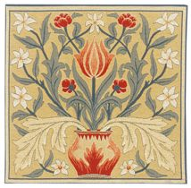 New flowers print wallpaper william morris ideas Pattern Art, Print Patterns, William Morris Art, William Morris Patterns, Vase Design, Art Textile, Art Nouveau Design, Print Wallpaper, Arts And Crafts Movement