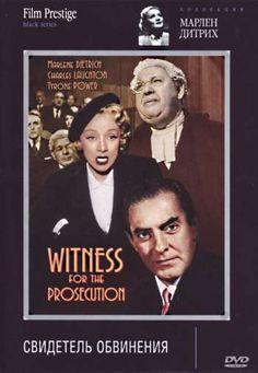 Уилфрид Робартс известен всему городу, как прекрасный адвокат. Однако после того, как у главного героя драмы обнаруживается серьезное заболевание, врачи запрещают ему браться за  ведение уголовных дел. Первое время Уилфрид выполняет эти наставления, и вы сами это увидите, если начнете картину Свидетель обвинения смотреть онлайн бесплатно, но через ...
