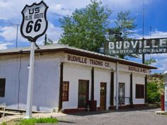 Along Historic Route 66, New Mexico, United States of America, North America Photographic Print by Michael DeFreitas at Art.com