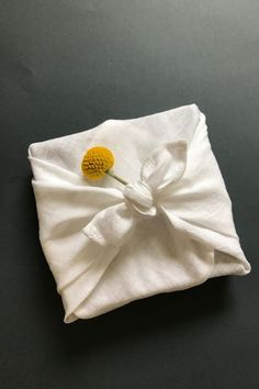 Gift Wrapping Techniques, Furoshiki Wrapping, Nook Ideas, Solid Shampoo, Produce Bags, Fabric Gifts, Wrapping Ideas, Holiday Decorations, Zero Waste