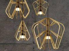 Drift Lamp by Valentin Loellmann