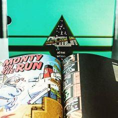 New book #Gremlin #AGremlinInTheWorks #MontyOnTheRun #retromaniac #Dortmund #MontyMole #C64 #Commodore http://ift.tt/2fKoNaZ