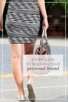 When you have a solid personal brand, you drive your own career and create more room for career satisfaction, growth, and opportunity. Here are the six steps to building your own personal brand.