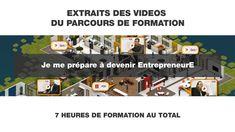 EXTRAIT Je me prépare à devenir EntrepreneurE La Formation, Movie Posters, Central, Envy, Film Posters, Billboard