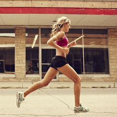 """Want to Lose Weight? """"Start Running Intervals. This really works, I was never a runner until I started doing intervals."""" Plus, interval playlist."""