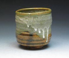 Warren MacKenzie Yunomi Hand Thrown Studio Pottery Yunomi St