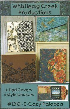 I Cozy Palooza - sewing pattern