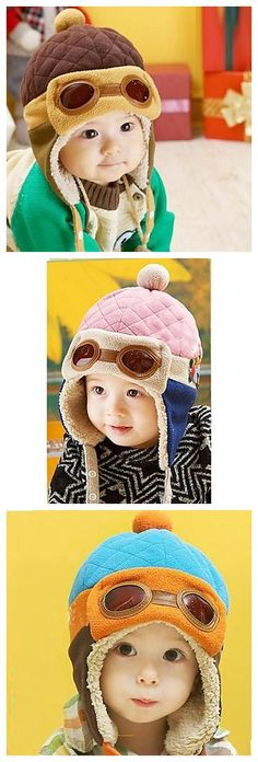 Such a cute little hat for your little ones! Check it out for more!