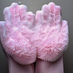 Are you tired from Low Quality rubber Gloves? Try our Best Magic Dishwashing Gloves and keep your hands safe and clean. Buy Today and Get Off. Deep Cleaning Tips, House Cleaning Tips, Cleaning Solutions, Spring Cleaning, Cleaning Hacks, Brush Cleaning, Kitchen Hygiene, Dishwashing Gloves, Homemade Toilet Cleaner