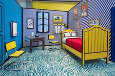 The Best Highlights Of Pop For The People: Roy Lichtenstein In L.A.