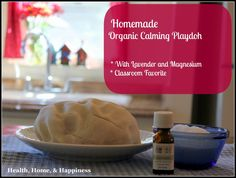 Homemade playdough lasts longer and crumbles less. Don't be surprised to find yourself or other adults playing with this as well- the texture, scent, and natural ingredients draw everyone to play and evaporate stress. Toddler Activities, Learning Activities, Projects For Kids, Crafts For Kids, Cata, Play Doh, Sensory Play, Homemade Gifts, Organic Homemade