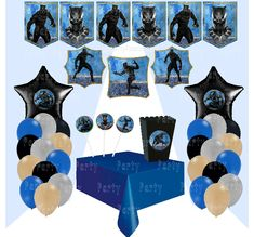 black panther coloring pages black panther paint birthday party pinterest black panther. Black Bedroom Furniture Sets. Home Design Ideas