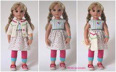 4+teilg.+Set+HANNAH+-+natur-pink-+-+Frühling+`16+von+©+MABE+la+Creativ+-+KIDS+auf+DaWanda.com