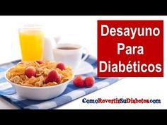 desayunos para diabeticos- Los mejores desayunos Para