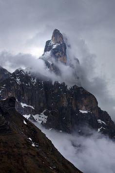 Cimon della Pala, #Trentino Alto Adige - www.BedAndBreakfastItalia.com #Italy