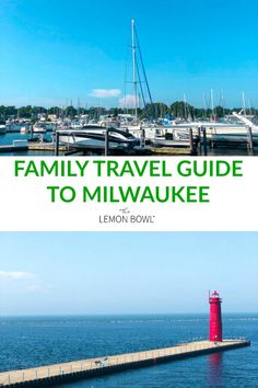 Family Travel Guide to Milwaukee – The Lemon Bowl® The ultimate family-friendly travel guide to Milwaukee, here are ten things to do with kids in Milwaukee including where to stay, what to eat and where to play! Milwaukee Public Market, Visit Milwaukee, Snoop Dogg Concert, Big Lake, Lake Michigan, Wisconsin Vacation, Need A Vacation, Business For Kids, Wanderlust Travel