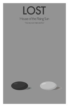 Lost minimalist tv show poster serie Im Lost, Lost Love, Lost Poster, Lost Episodes, Lost Tv Show, Poster Series, Tv Series, House Of The Rising Sun, Lost Art