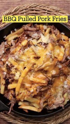 Fun Baking Recipes, Cooking Recipes, Pork Recipes, Crockpot Recipes, Comida Diy, Good Food, Yummy Food, Tasty, Pork Dishes