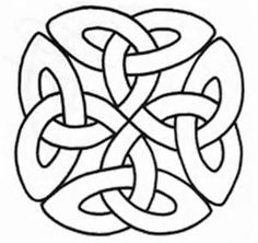 celtic knot cross stained glass pattern free - yahoo Image Search Results