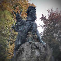 Herford Wittenkind Denkmal