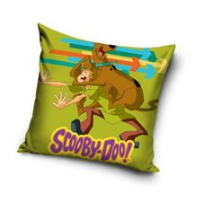 Scooby-Doo pillow   bedding   #dekoriapl #childrenroom #dog #pillows #colorful #decorations #inspirations #childhood #child #funny #enjoy #baby #bed #bedding #room #bed