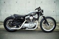 HardSun Motorcycles: Sportster SP-20 by Hide Motorcycle                                                                                                                                                     Plus