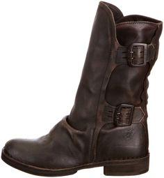 a6133d981a7 Fly London Women s Orode Black Biker Boots P210574001 3 UK  Amazon.co.uk   Shoes   Bags
